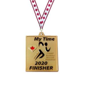 1000KM Medal