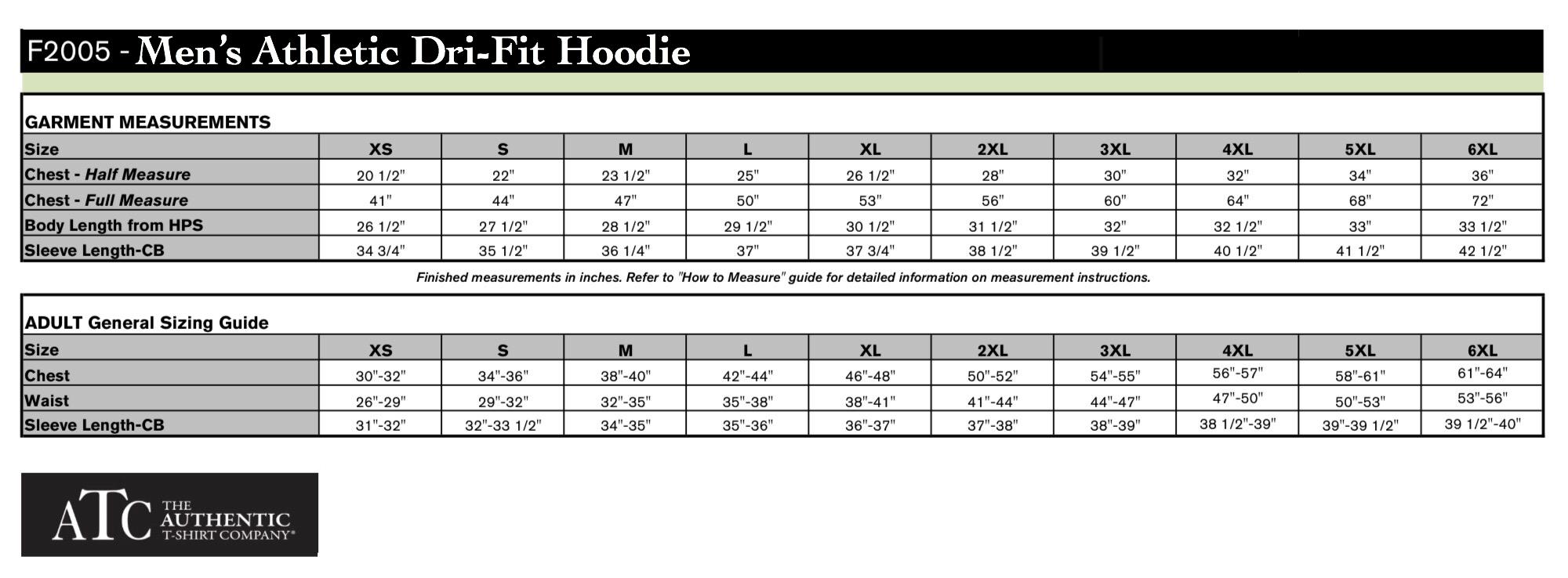 Men's Athletic Dri-Fit Hoodie