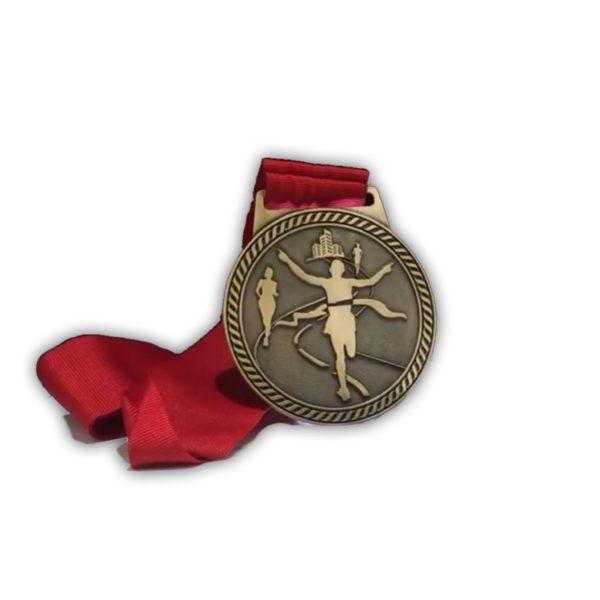 500 K Medal front